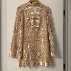 FREE PEOPLE Women Lace Dress | S NWOT